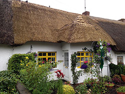 Thatched Cottage, Adare, Ireland