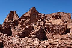 Wupatki Pueblo Ruins - Arizona