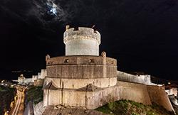 Minceta Tower -Dubrovnik-Croatia
