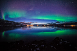 Tromso, Norway Aurora Borealis