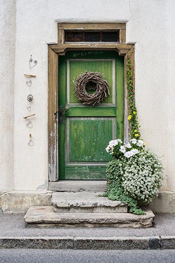Austria Village Door with Epiphany House Blessing & Epiphany House Blessing u2013 a Catholic Tradition - Photographeru0027s Guide