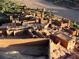 Ait Ben Haddou - Morocco, Africa