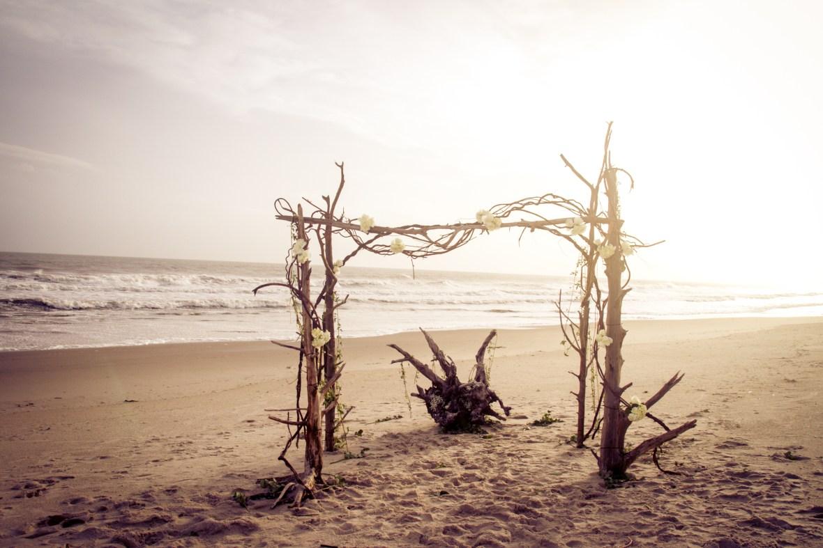 Wedding Arch Myrtle Beach