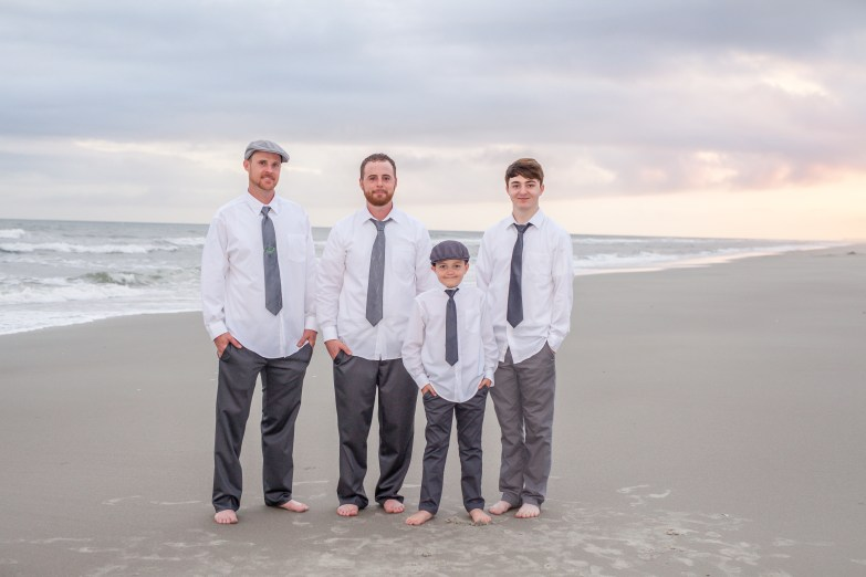 Affordable wedding, and family photography in Myrtle Beach