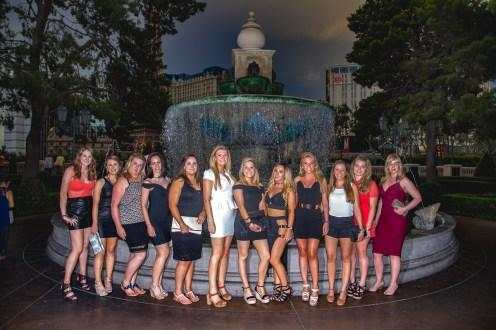 Photographers of Las Vegas - Vegas Strip Tour Photography - Bachelorette Party on Vegas Photo Tour