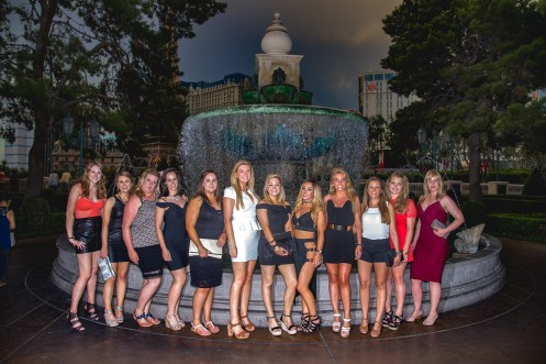 Photographers of Las Vegas - Vegas Strip Tour Photography - Bachelorette Party on Vegas Photo Tour