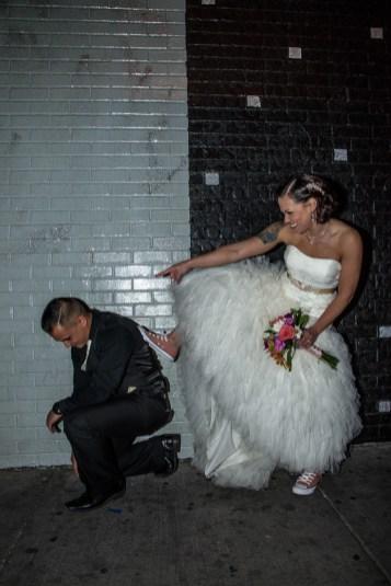 Photographers of Las Vegas - Wedding Photography - wedding couple bride shaming groom