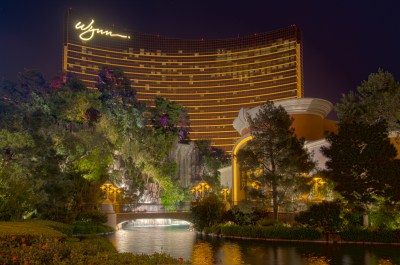 Photographers of Las Vegas - Architectural Photography - Wynn