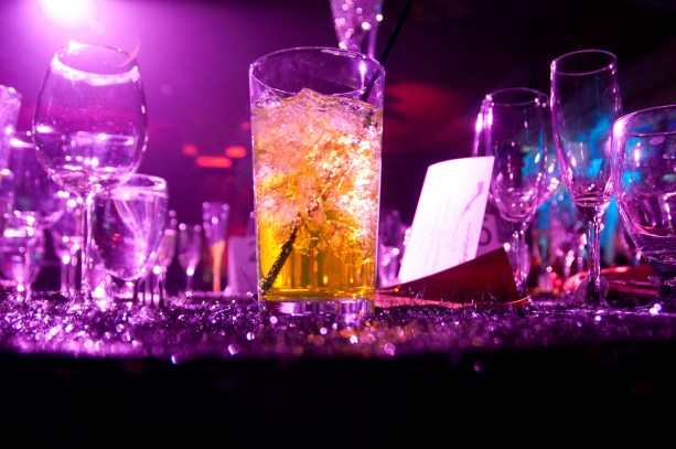 Photographers of Las Vegas - Product Photography - redbull and vodka drink at party