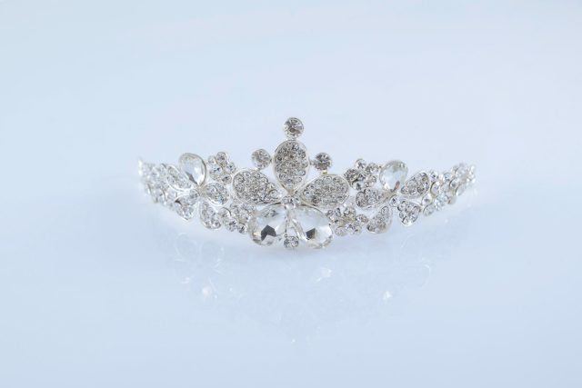 Photographers of Las Vegas - Product Photography - Bride's tiara for wedding