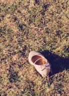 Cinderalla lost her slipper?