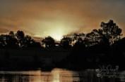 Autumn Sunset--9