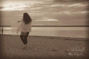 Ballerina at Sunset-2