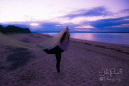 Ballerina at Sunset-3-3