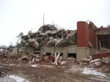lincoln side demolished