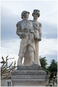 Monument aux morts - photographies