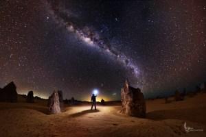 """""""Distant Lands"""", Michael Goh (Astrophotobear)"""