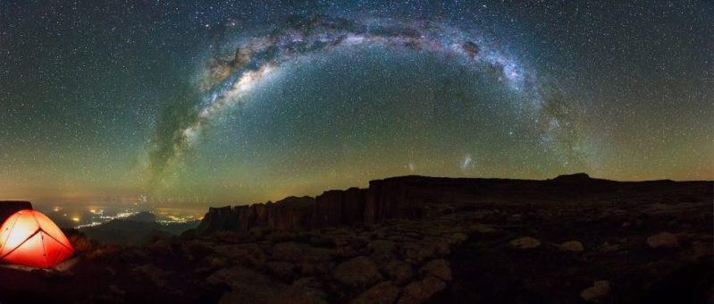 Cory Schmitz Milky Way Mosaic