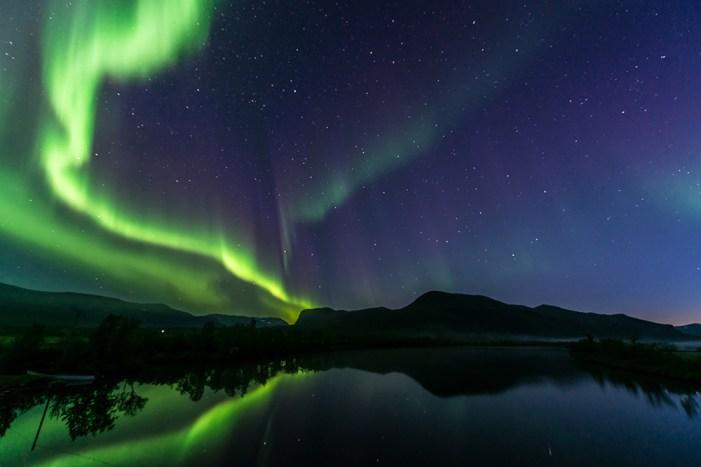 Mia Stalnacke aurora