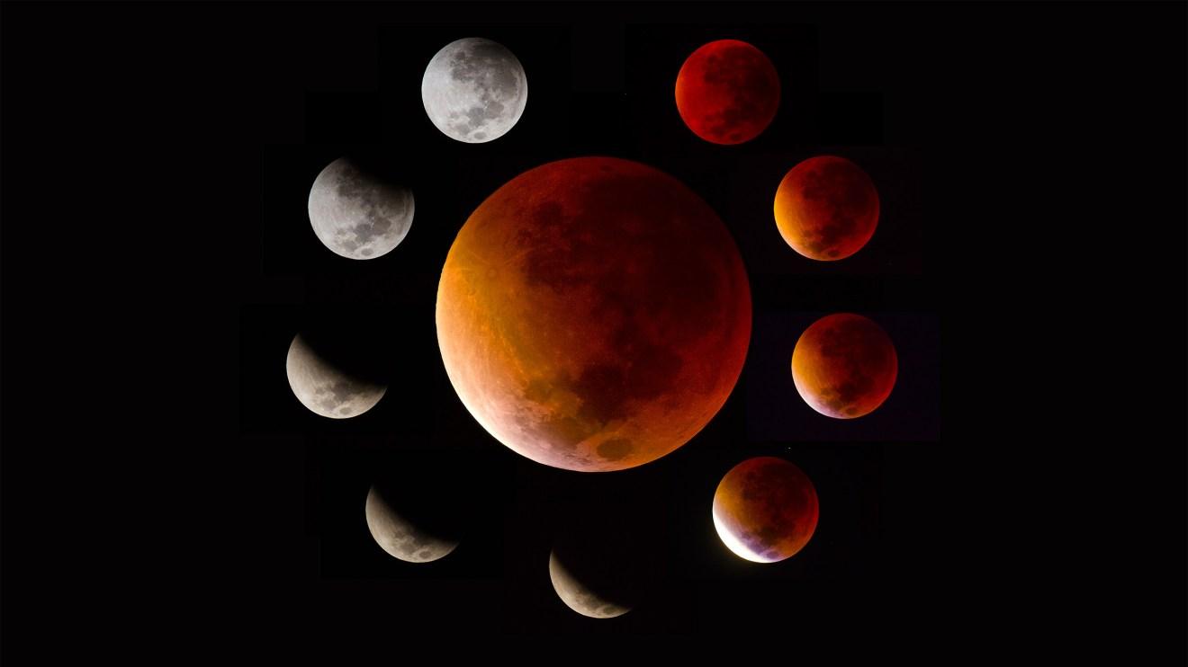 blood moon eclipse roanoke - photo #26