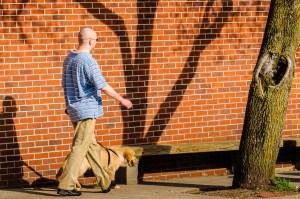 Man and his Dog - Photographer Alex Sablan