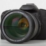 An SLR Camera