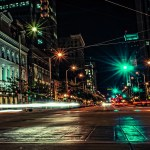 Main Street - Dayton Photographer Alex Sablan