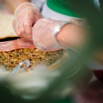 Preparing the Muffaletta - Dayton Photographer Alex Sablan
