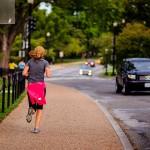 A Morning Runner on Maine Avenue in Washington DC - Dayton Photographer Alex Sablan