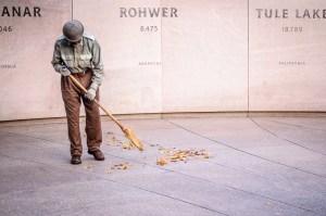 Japanese American Memorial Photo - Dayton Photographer Alex Sablan