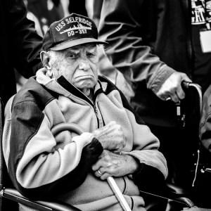 Honor Flight at the WWII Memorial - Dayton Photographer Alex Sablan