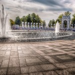 WWII Memorial HDR - Dayton Photographer Alex Sablan