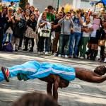 Street Performers at Battery Park - Dayton Photographer Alex Sablan