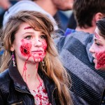 Zombies Waiting by Dayton Photographer Alex Sablan