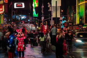 Travel Photography Times Square NYC Photo