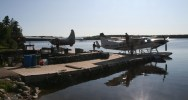 Air Base in Nakina