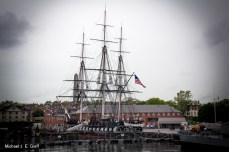 """""""Old Ironsides"""" USS Constitution"""