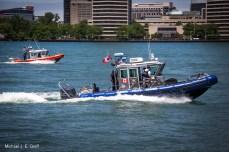Detroit River, Windsor, Ontario, Canada