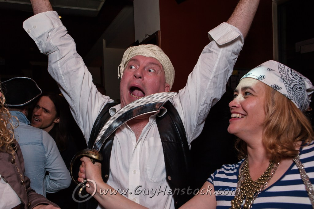 Osprey's Pirate Soiree
