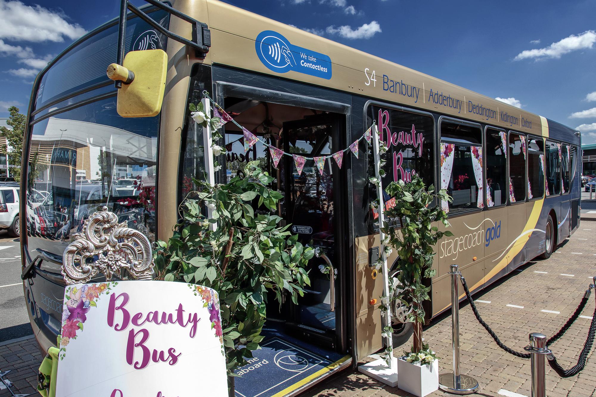 Stagecoach Banbury Gateway Beauty Bu