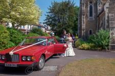 Sue & David Wedding