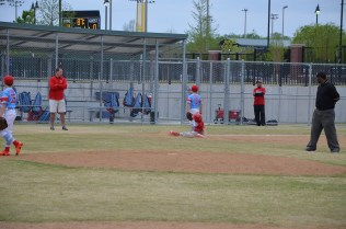 Rangers Little League 010