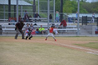 Rangers Little League 011