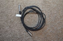 "15' 4"" XLR female to XLR male cable"