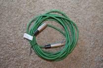 19' XLR female to XLR male cable