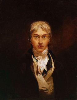 Zelfportret J.M.W. Turner