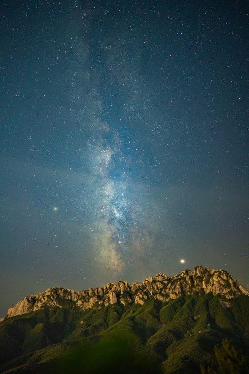 Milky Way - Slow Shutter Speed