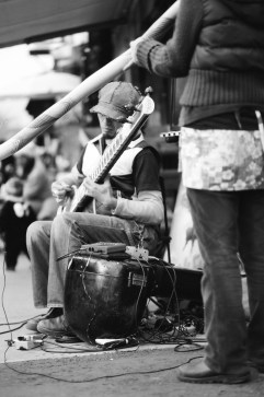 Musician - copyright Ardean Peters