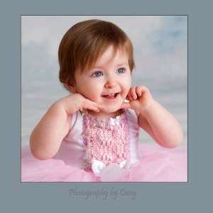 Photographer of baby girls with tutus