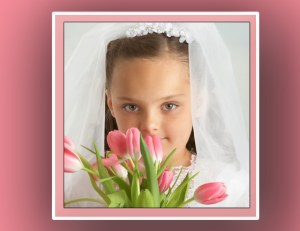 First Communion Photographer